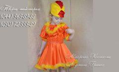 костюм курочки для девочки фото