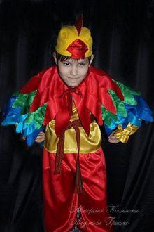 фото авторский костюм петушка с крыльями