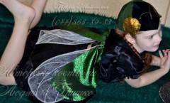 костюм мухи для девочки детский карнавальный фото