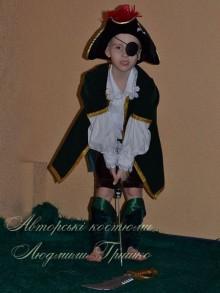 костюм разбойника или пирата фото