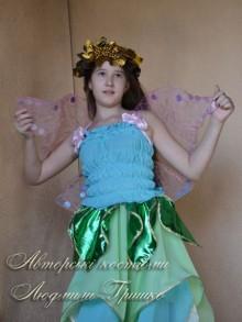 костюм эльфа для девочки на новый год фото