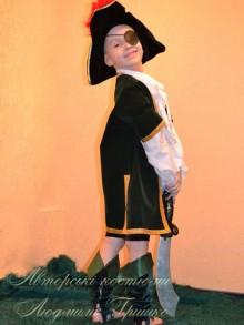 костюм разбойника фото вид сбоку