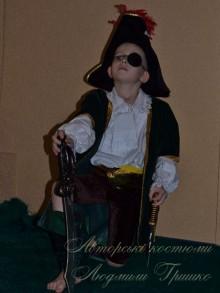 костюм разбойника фото с саблями