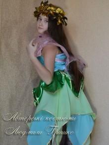 костюм эльфа для девочки фото вид сбоку
