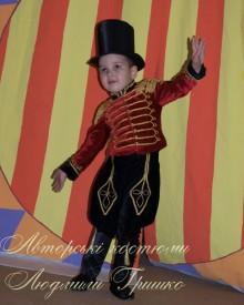 фото детский авторский костюм дрессировщика для мальчика