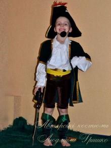 детский костюм разбойника фото