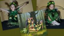карнавальный костюм эльфийки для девочки фото на halloween