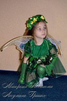 костюм эльфийки для девочки фото