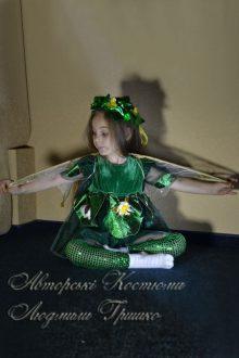 костюм эльфийки фото карнавального наряда