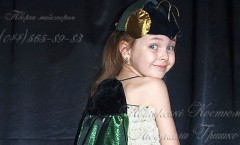 карнавальный костюм мухи цокотухи фото