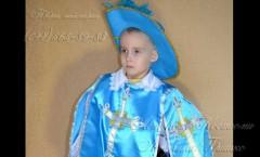 фото костюм мушкетера детский