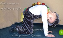 Костюм Ёжика и другие авторские костюмы от дизайнера Людмилы Гришко на Прокат в Киеве (044) 565-89-83