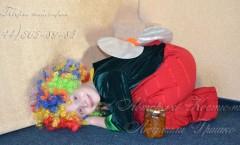 Костюм Карлсона и другие авторские костюмы от дизайнера Людмилы Гришко на Прокат в Киеве (044) 565-89-83