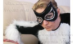 костюм кошки Halloween фото