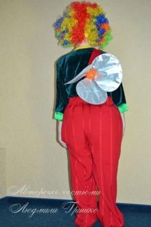 костюм карлсона с пропеллером фото