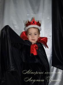фото костюм кощея на мальчика