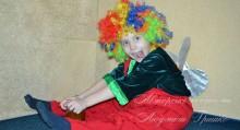 авторский карнавальный костюм Карлсон фото