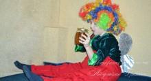 авторский костюм карлсон с пропеллером фото