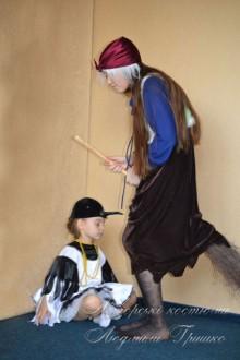 баба яга и сорока детские карнавальные костюмы фото