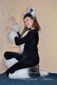 костюм черной кошки фото 3-783