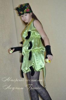 карнавальный костюм гусеницы фото