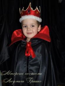 костюм кощея карнавальный детский фото