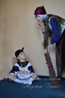 фото карнавальных костюмов баба яга и сорока