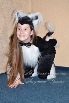 фото авторский костюм черной кошки