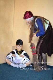 фото маскарадных костюмов баба яга и сорока