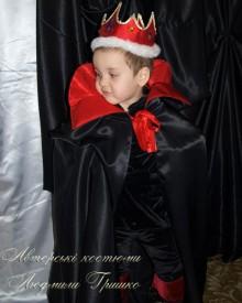 костюм кощея для мальчика