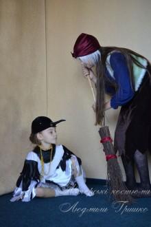 фото детских костюмов баба яга и сорока