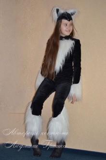 костюм черной кошки на новый год фото