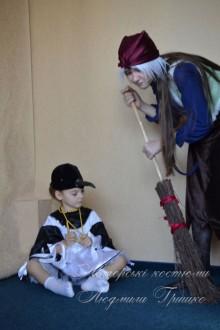 фото новогодних костюмов баба яга и сорока