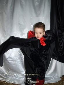 фото маскарадный костюм для ребенка Кощей