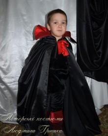 костюм кощея плащ с высоким воротником фото