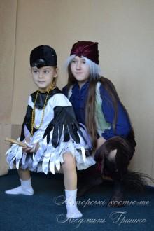 костюмы для детей фото Баба Яга и Сорока