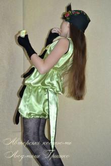 карнавальный детский костюм гусеницы фото