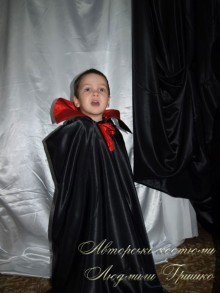 фото детский костюм кощея на Halloween