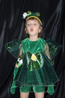фото новогодний костюм Лягушки