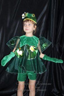 фото костюм лягушки в перчатках