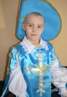 фото костюм мушкетера для мальчика