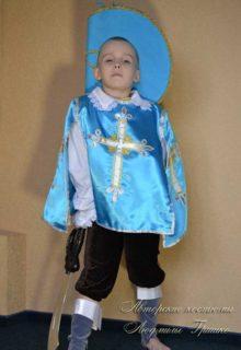 мушкетер фото детского костюма