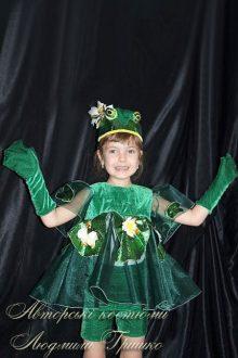 костюм лягушки детский фото