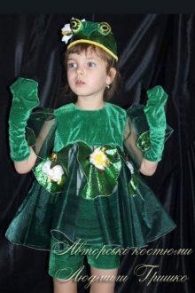 лягушка фото детского карнавального костюма