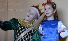 Белоснежка и Пронц, Гномы и другие авторские новогодние костюмы от дизайнера Людмилы Гришко на Прокат в Киеве (044) 565-89-83