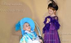 Мушкетер и Дама, Король и другие авторские костюмы от дизайнера Людмилы Гришко на Прокат в Киеве (044) 565-89-83