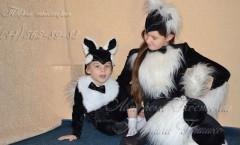 Костюмы Кошки на Halloween и другие авторские костюмы от дизайнера Людмилы Гришко на Прокат в Киеве (044) 565-89-83
