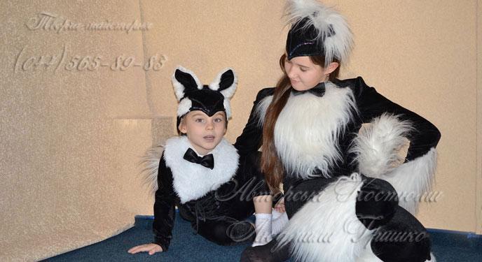 костюм кошки фото карнавальных костюмов