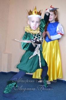 Белоснежка и принц фото карнавальных нарядов