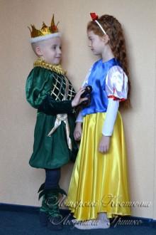 Белоснежка и принц фото карнавальных костюмов